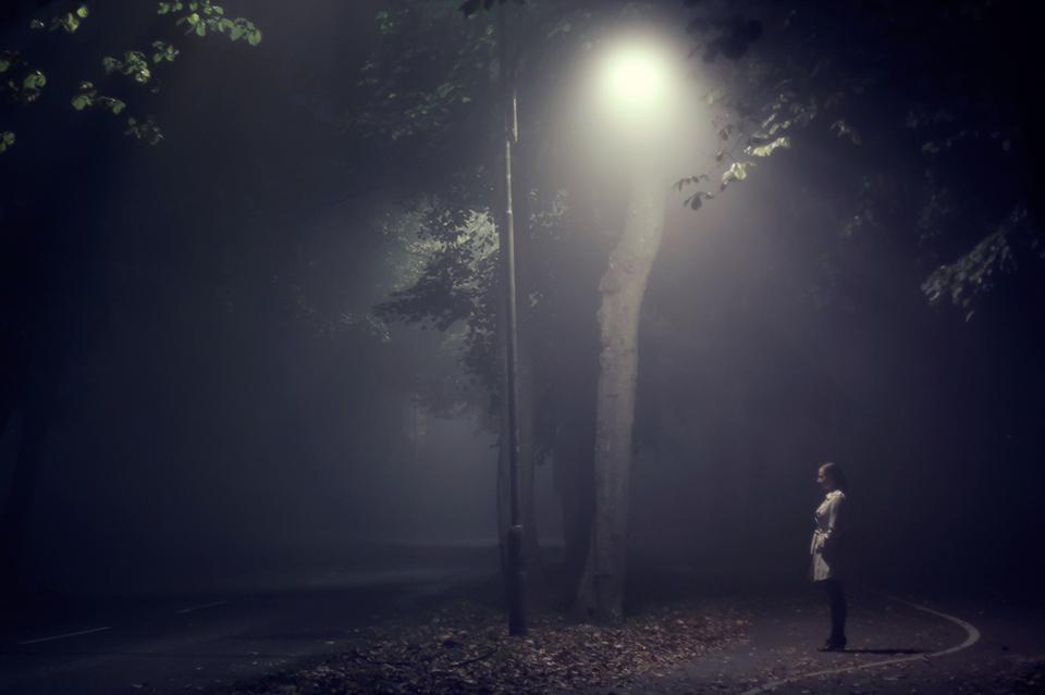 Gothenburg in the Mist