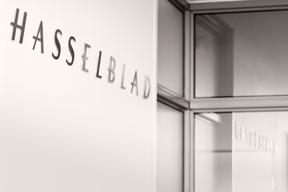 A visit at Hasselblad
