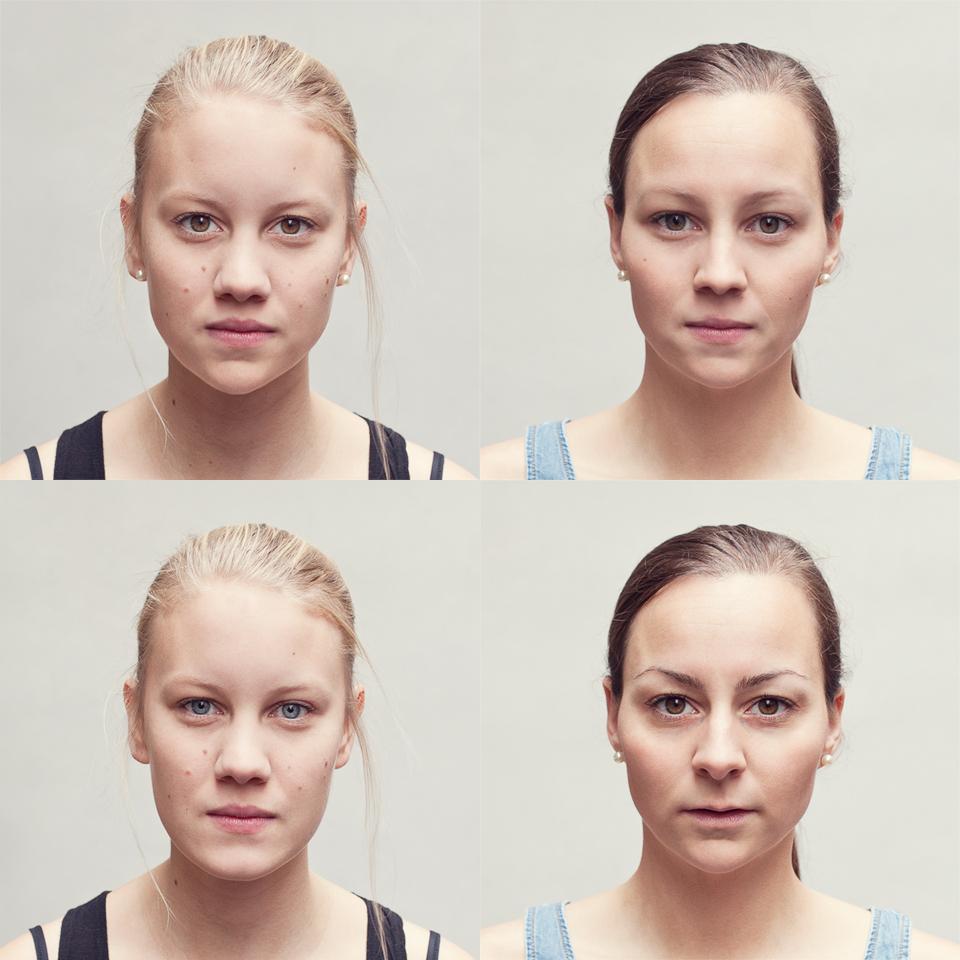 Face fusion
