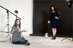 London, studio, conceptual, portrait