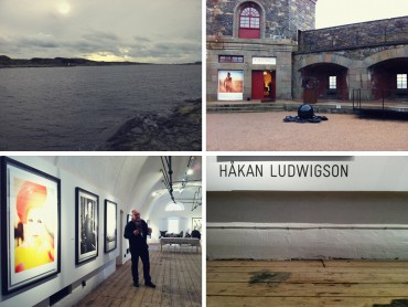 Exhibition at Strandverket- Håkan Ludwigson