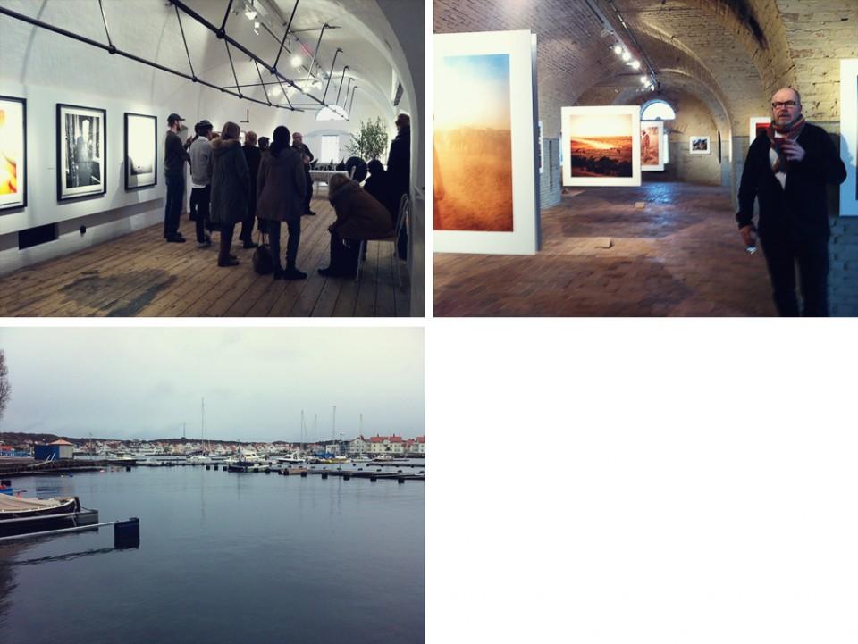 Exhibition at Strandverket- Håkan Ludwigson