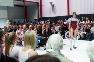 Inspiration from the fashion show of Borås Textilhögskola – EXIT13