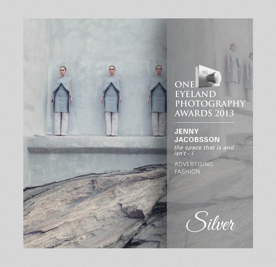 Winner of international One Eyeland Awards, category Advertising – Fashion