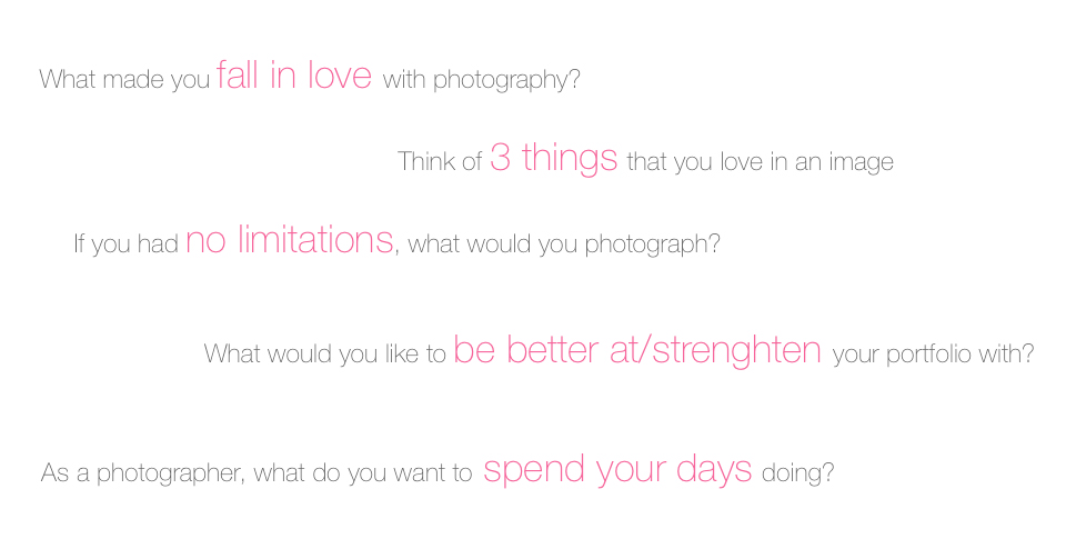 5 essential questions as photographers – Artist talk at Fotoskolan Göteborg