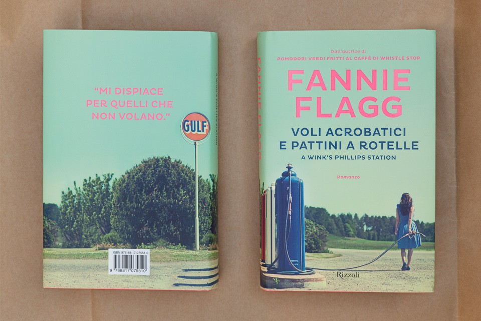 Book cover published for Fannie Flagg