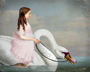 Catrin Welz-Stein - Ride a White Swan