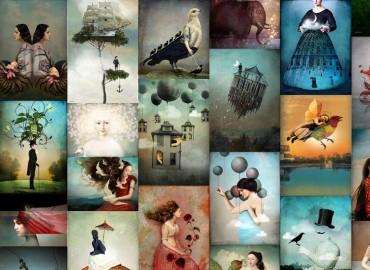 INSPIRATION FOR IMAGE CREATORS – Digital Illustration Art