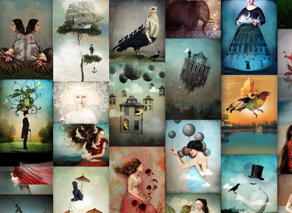 Inspiration - Digital Art - Catrin Welz-Stein