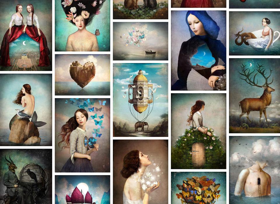 Inspiration - Digital Art - Christian Schloe