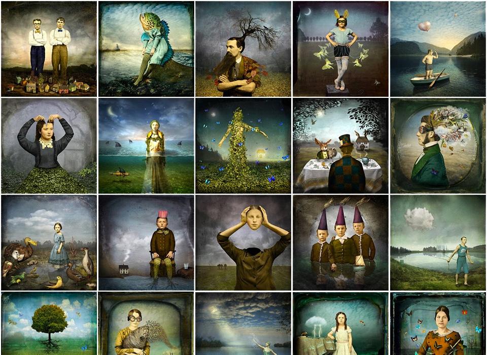 Inspiration - Digital Art - Maggie Taylor