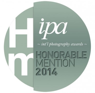 IPA (International Photography Awards) 2014 – Advertising/Fashion Category – Honorable Mention