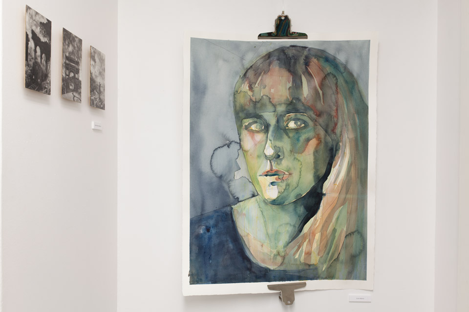 'Forty Faces' – Self Portraiture Art Exhibition at Sandell Gallery
