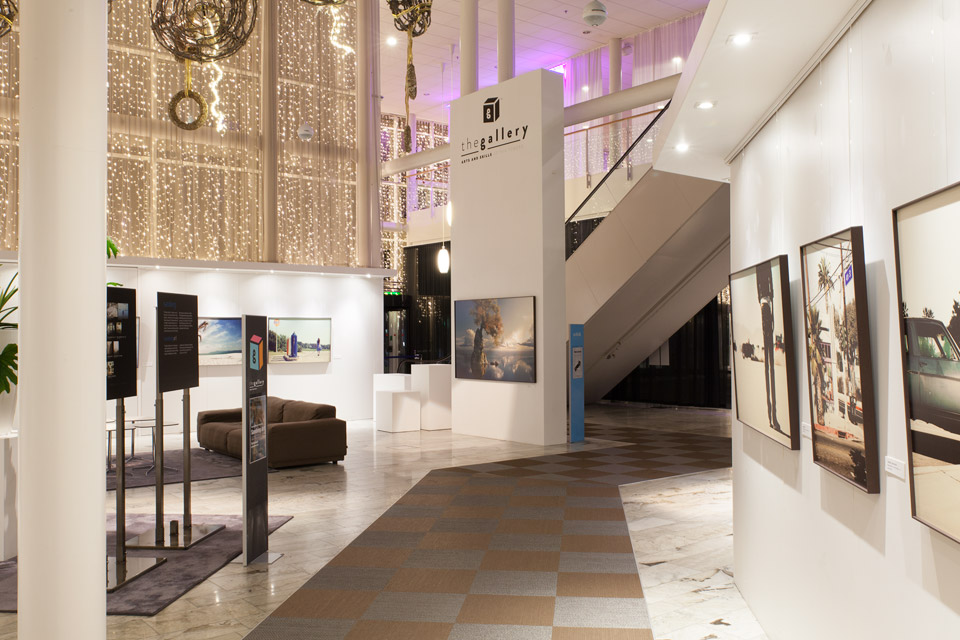 EXHIBITION at Gothia Towers The Gallery – Jenny Jacobsson, Thomas Feiner, Johannes Berner & Johan Lund