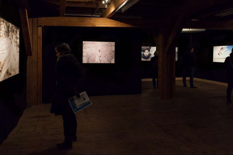 'PARALLELS' Exhibition at NP33 during SPEGLA photo festival